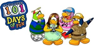 Image of Club Penguin 101 Days of Fun