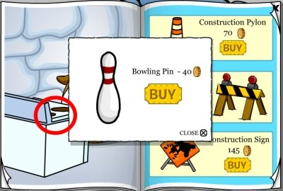 Bowling Pin Cheat