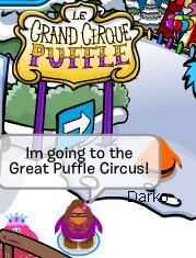 Great Puffle Circus