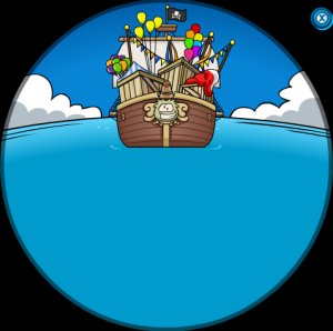 Rockhopper's Ship