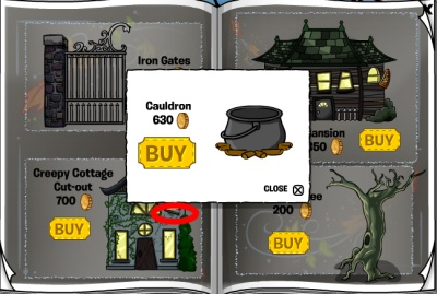 Club Penguin Cauldron Cheat