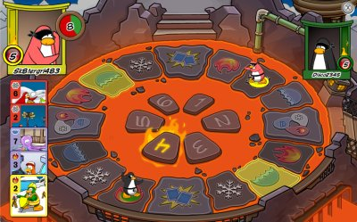 club penguin fire dojo games for kids