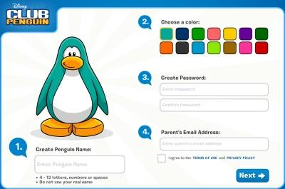 club-penguin-registration