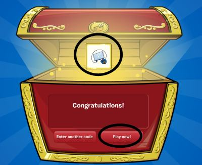 Club Penguin Code Cheat