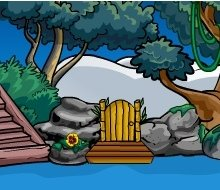 Image of Adventure Party Sneak Peek on Club Penguin