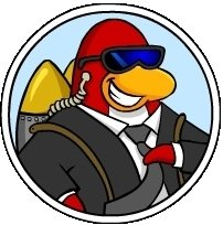 Image of Club Penguin PSA Agent