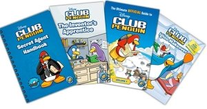 Image of Book on Club Penguin