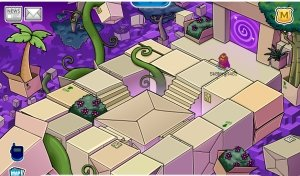 Box Dimension on Club Penguin