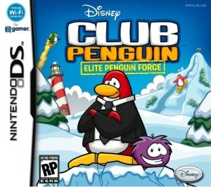 Image of Club Penguin Elite Penguin Force Nintendo DS Game