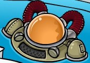 Image of Club Penguin Aqua Grabber