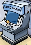 Image of Club Penguin Astro Barrier