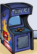 Image of Club Penguin Thin Ice