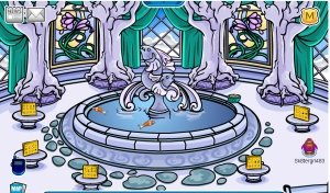 Image of Club Penguin Medieval Party