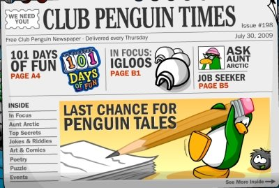 Club Penguin Times
