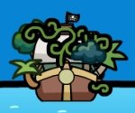 Image of Club Penguin Rockhopper's Ship